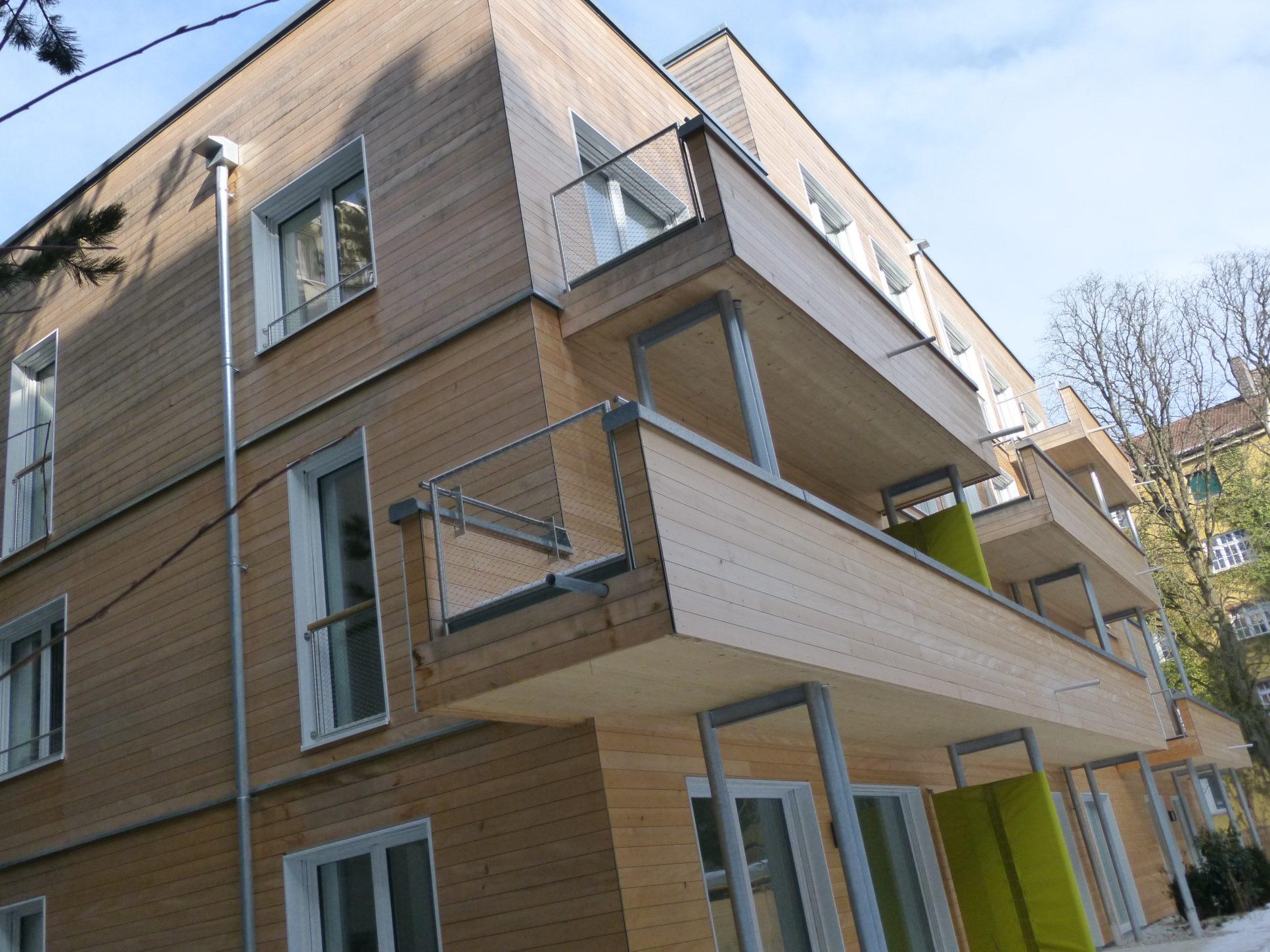 mehrgeschossiges bauen im urbanen raum in holzbauweise konstruktiver holzbau. Black Bedroom Furniture Sets. Home Design Ideas