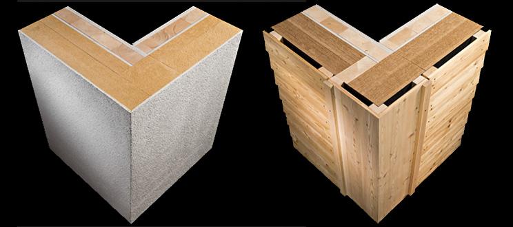 mehrgeschossiger Holzbau
