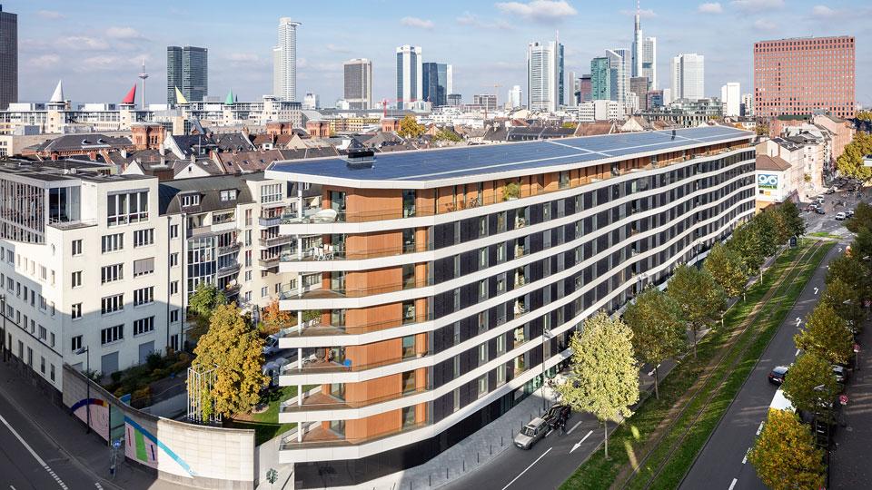 Aktiv Stadthaus Frankfurt - Gumpp Maier